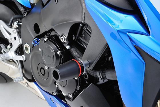 GSX-S1000エンジンプロテクター
