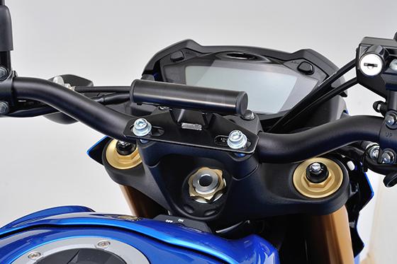 GSX-S1000ステムマウントバー