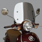 HONDA ジョルノ(GIORNO)スクリーン・バイザー af(旭精器)新商品追加しました!