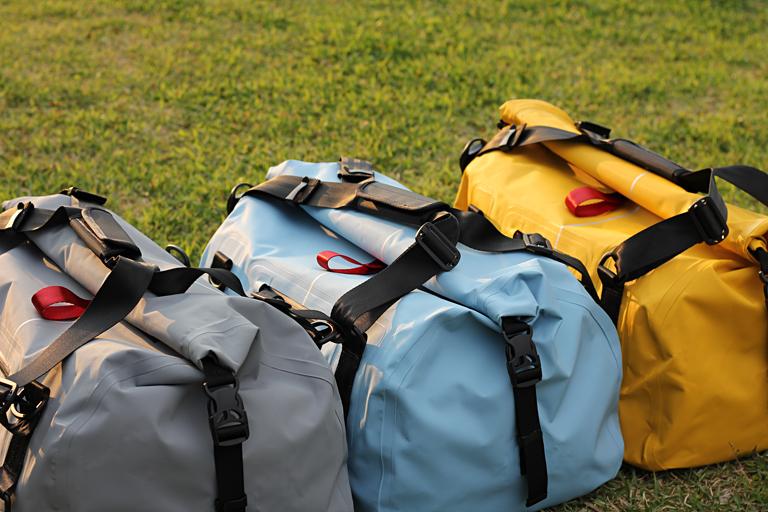 TTPL完全防水ツーリングバッグ