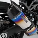 Ninja1000 2014- CORSA-EVO2 スリップオン2本出しマフラー 政府認証モデル新登場!