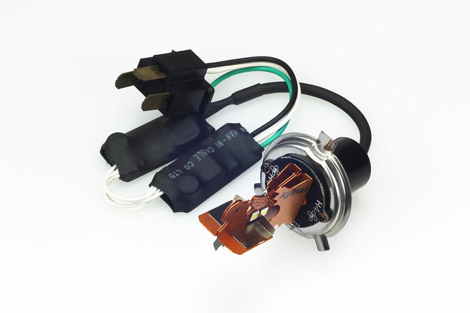 ブライトエッジ LED バルブ H4タイプ 60/55W 対応 KIJIMA(キジマ)