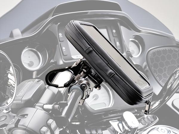 防滴・防塵 バイク用スマートフォンケース DAYTONA(デイトナ)