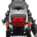 HONDA 新型レブル250 (Rebel250) スモールウインカーキット ブラックボディ DAYTONA(デイトナ)
