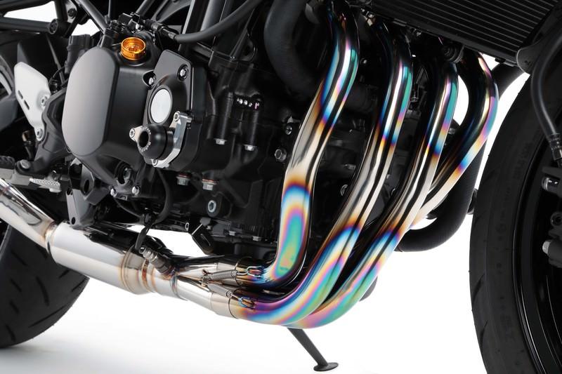 R-EVO2 フルエキゾーストマフラー ヒートチタンサイレンサー 政府認証